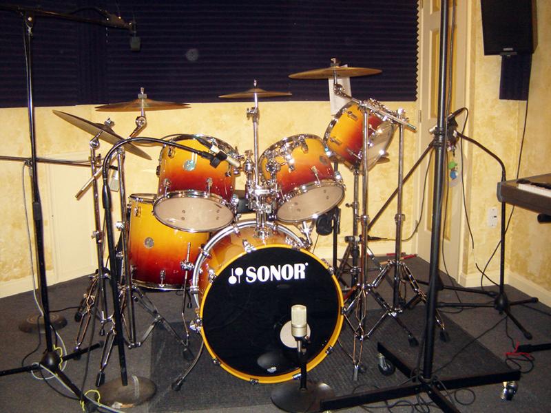 Drum Miking Technique